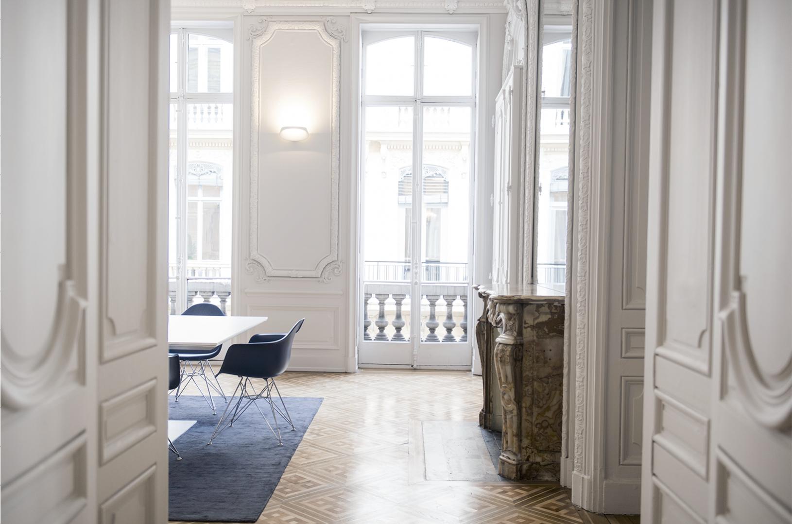 Locaux de VIAJURIS à Lyon, cabinet d'avocats spécialisé en en contentieux des affaires, droit fiscal, droit international, gestion du personnel et contentieux social, transmissions d'entreprises et restructurations et contrats / concurrence et nouvelles technologies.
