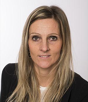 Aude Chevalier, secrétaire juridique au cabinet d'avocats Viajuris