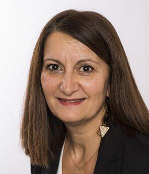 Florence Chovet, assistante juridique au cabinet d'avocats Viajuris