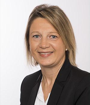 Isabelle Bastie, assistante administrative au cabinet d'avocats Viajuris