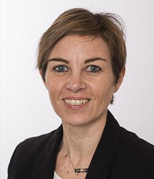 Muriel Delorme, responsable administrative et financière – Viajuris