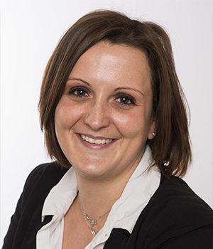 Violaine Ricoux, assistante juridique au cabinet d'avocats Viajuris