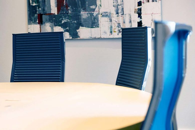 Salle de réunion - Viajuris Cabinet d'avocats, droit des affaires